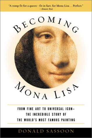 9780156027113: Becoming Mona Lisa