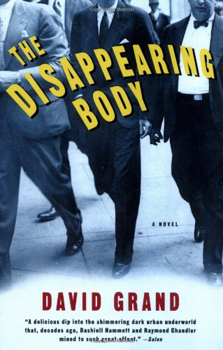 9780156027199: The Disappearing Body