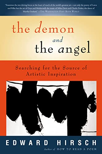 9780156027441: The Demon and the Angel: Searching for the Source of Artistic Inspiration