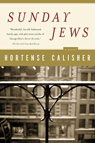 Sunday Jews: Hortense Calisher