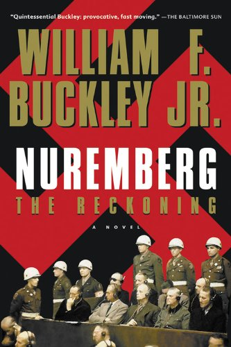 9780156027472: Nuremberg: The Reckoning