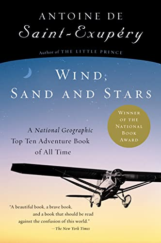 9780156027496: Wind, Sand and Stars (Harvest Book)