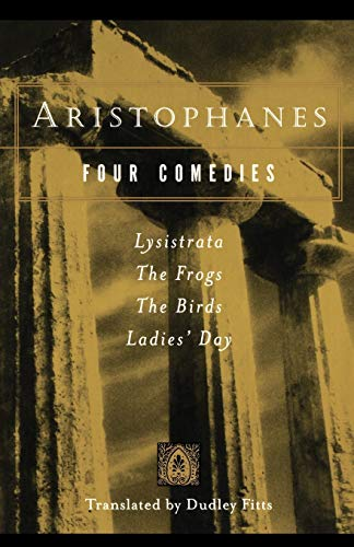 9780156027656: Aristophanes: Four Comedies