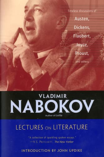 9780156027755: Lectures on Literature