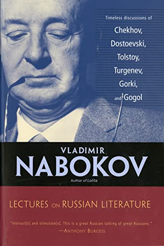 9780156027762: Lectures on Russian Literature