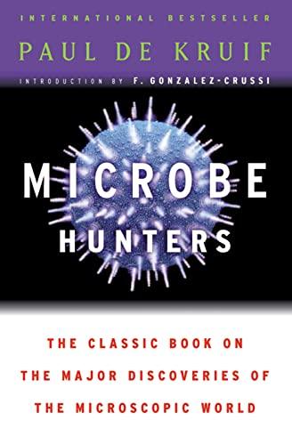 9780156027779: Microbe Hunters