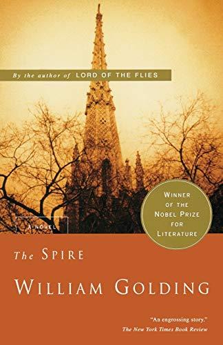 9780156027823: Spire (Harvest Book)