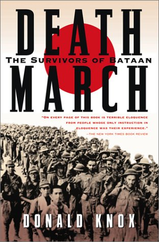 9780156027847: Death March: The Survivors of Bataan