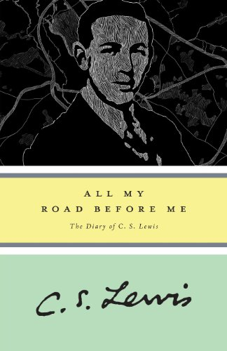 9780156027960: All My Road Before Me: The Diary of C. S. Lewis, 1922-1927