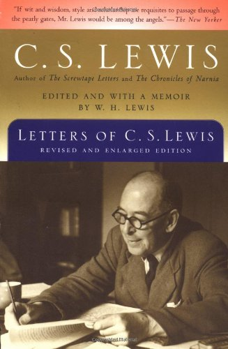 9780156027977: Letters of C. S. Lewis (Harvest Book)