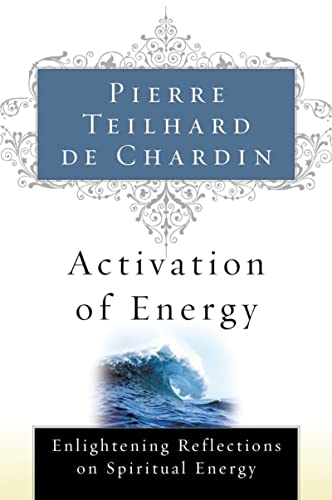 9780156028172: Activation of Energy: Enlightening Reflections on Spiritual Energy