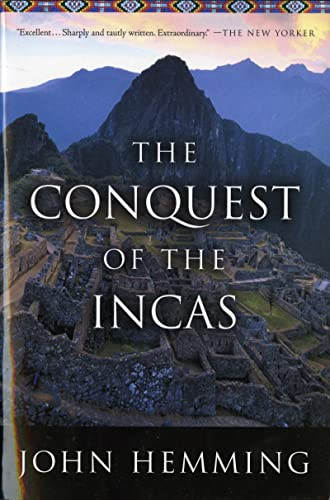 9780156028264: The Conquest of the Incas