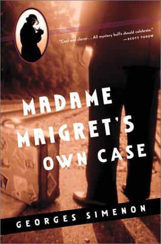 9780156028493: Madame Maigret's Own Case