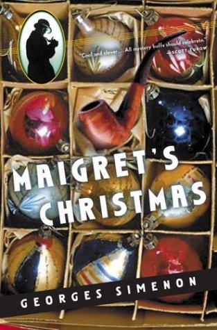 9780156028530: Maigret's Christmas