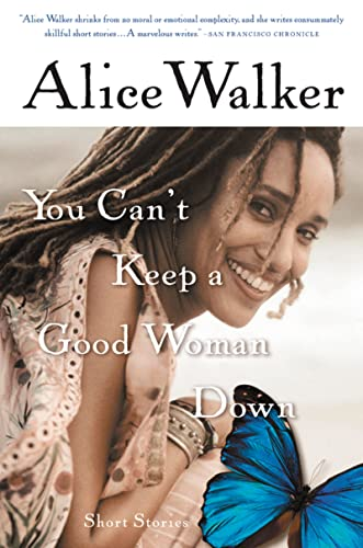 9780156028622: You Can't Keep a Good Woman Down