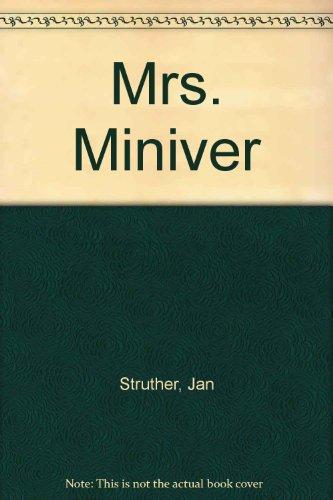 9780156028677: Mrs. Miniver