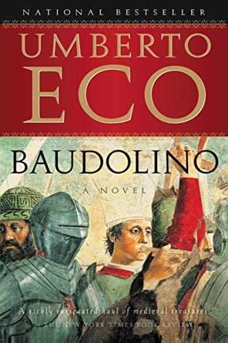 9780156029063: Baudolino
