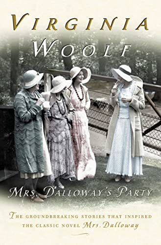 9780156029322: Mrs. Dalloway's Party: A Short Story Sequence
