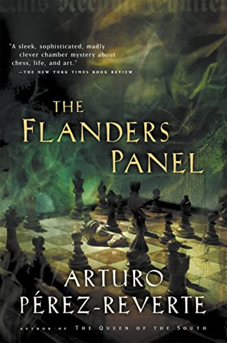 The Flanders Panel: Perez-Reverte, Arturo