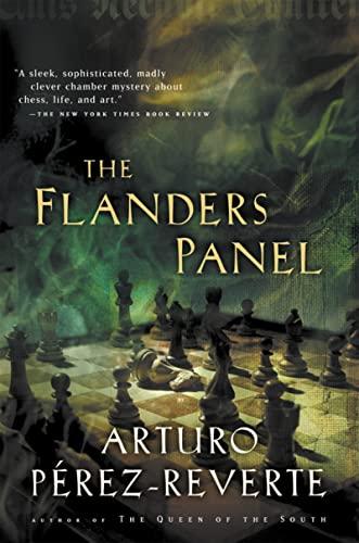 9780156029582: The Flanders Panel