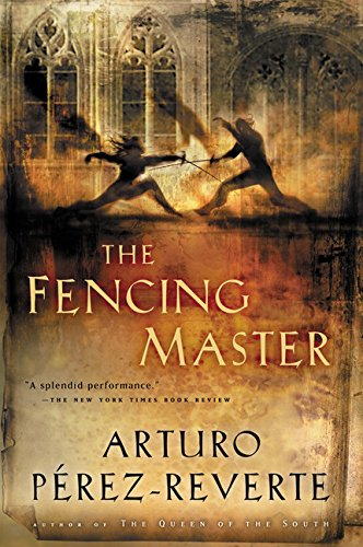 9780156029834: The Fencing Master