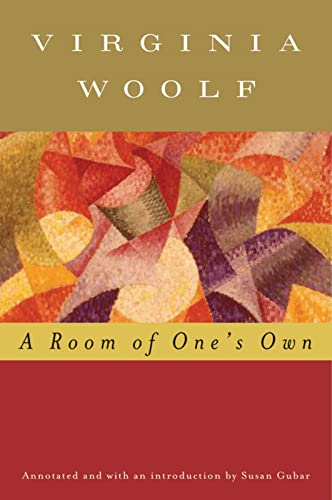 9780156030410: A Room of One's Own (Annotated)