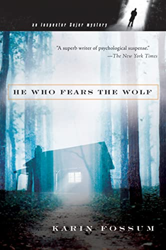 9780156030496: He Who Fears the Wolf (Inspector Sejer )