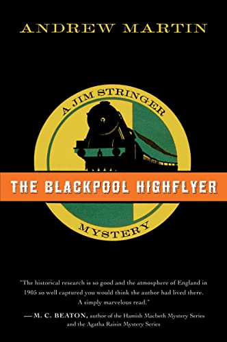 The Blackpool Highflyer: Martin, Andrew