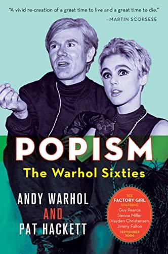 9780156031110: POPism: The Warhol Sixties