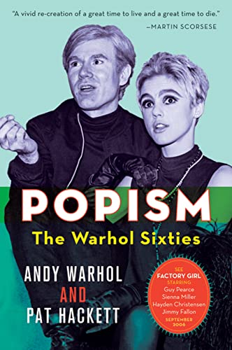 POPism: The Warhol Sixties: Andy Warhol; Pat