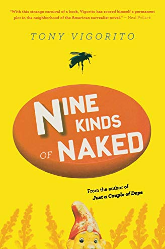 9780156031233: Nine Kinds of Naked