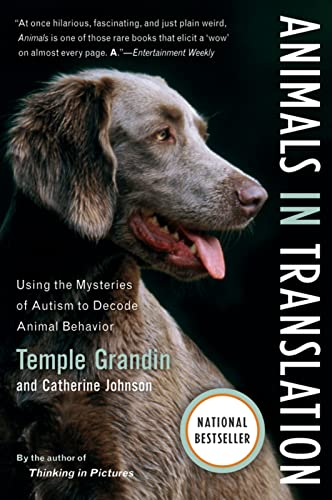 9780156031448: Animals in Translation: Using the Mysteries of Autism to Decode Animal Behavior