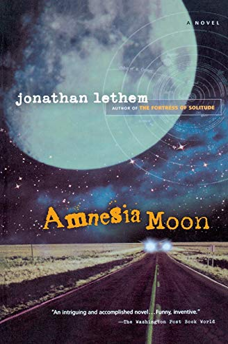 9780156031547: Amnesia Moon