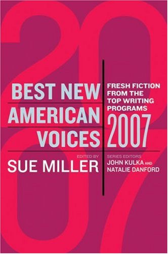 9780156031554: Best New American Voices 2007