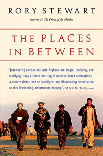 9780156031561: The Places in Between