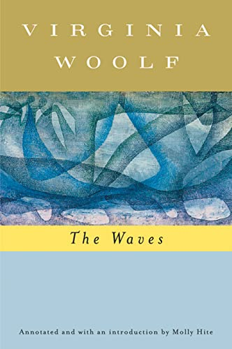 9780156031578: The Waves (Annotated)