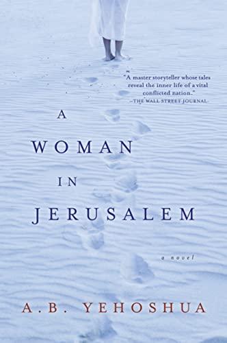 9780156031943: A Woman in Jerusalem