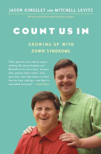 9780156031950: Count Us In: Growing Up with Down Syndrome (A Harvest Book)