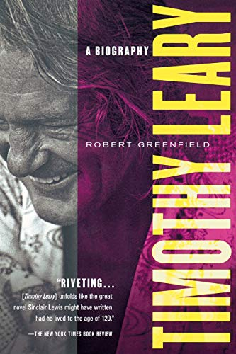 9780156032063: Timothy Leary: A Biography