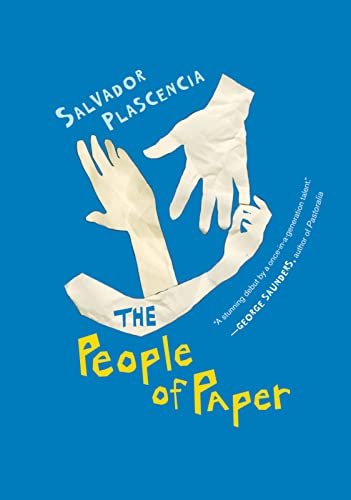9780156032117: The People of Paper