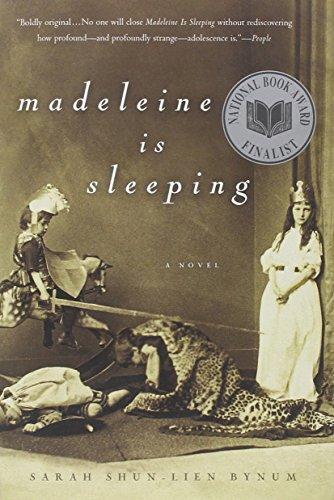 9780156032278: Madeleine Is Sleeping (Harvest Book)
