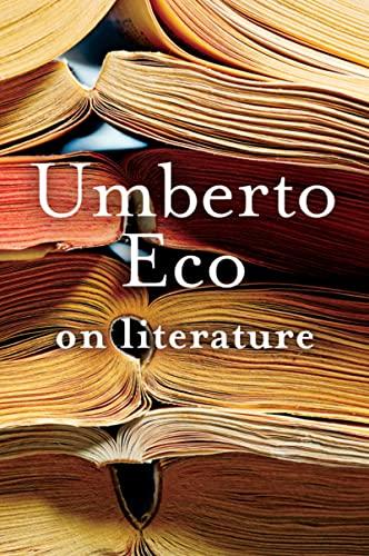 9780156032391: On Literature