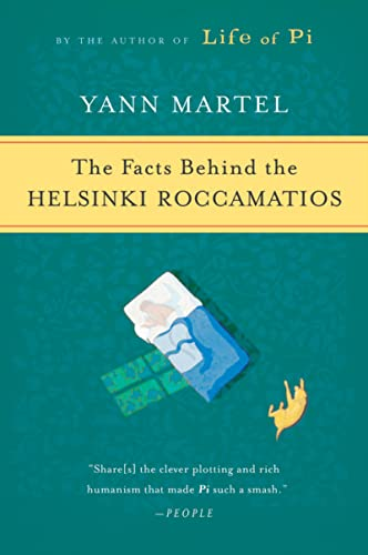 9780156032452: The Facts Behind the Helsinki Roccamatios
