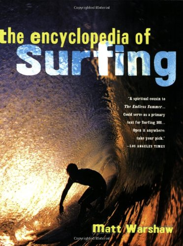 9780156032513: The Encyclopedia of Surfing