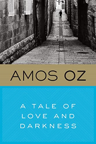 9780156032520: A Tale of Love and Darkness