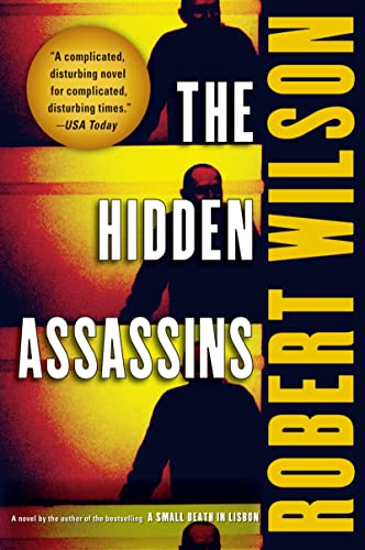 9780156032568: The Hidden Assassins (Javier Falcón Books)