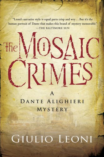 9780156032681: The Mosaic Crimes