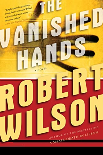9780156032827: The Vanished Hands (Javier Falcón Books)