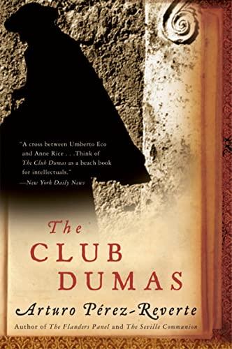 9780156032834: THE Club Dumas