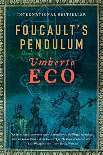 9780156032971: Foucault's Pendulum